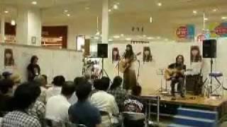 2010年6月12日 愛知県「イオン千種ショッピングセンター」にて.