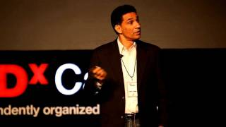 TEDxCairo - Hisham El-Gamal - The Magic Of Chasing Dreams