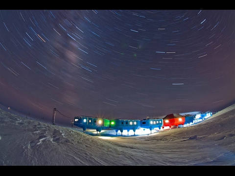 UK completes Antarctic Halley base relocation