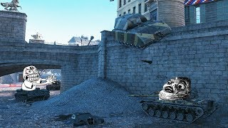 World of Tanks Epic Wins and Fails Ep132