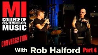 rob halford conversation series part 4