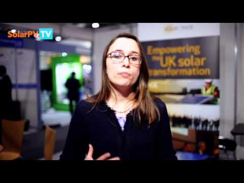 SolarPV.TV presents: Solar PV in the UK (Solar Trade Association and JinkoSolar at Ecobuild 2016)