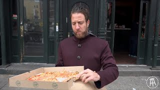 Barstool Pizza Review - The Original Patsy's (Bonus Bicycle Horn)