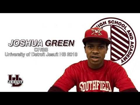 Joshua Green   Ed Santa Baseball Showcase 2017