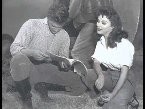 Elvis Presley and Debra Paget  Poor Boy Rare Photos