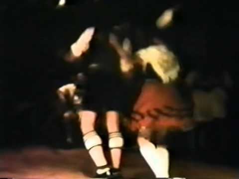 Gretchen German Dancing 19691979