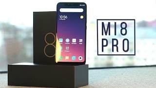 "Xiaomi Mi 8 Pro: обзор ""прозрачного"" смартфона"