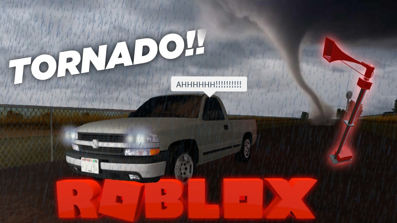 Download CHASING A TORNADO IN GREENVILLE! (And finding a Cybertruck) | Roblox Greenville Roleplay