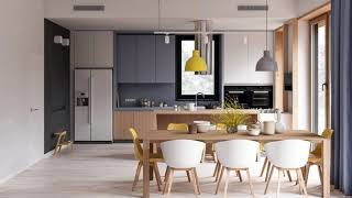 Interior Design Dining room 2019 / Dining room decorating ideas 2019 / Home Decor