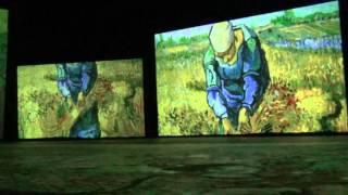 Выставка Ван Гог. Живые полотна