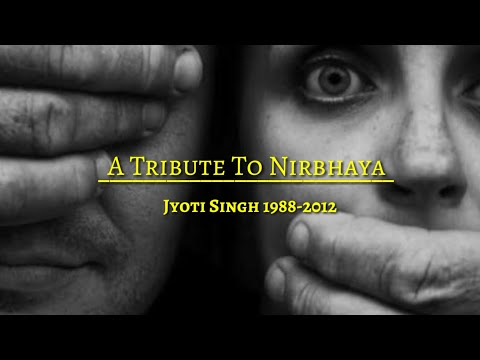 | A Tribute To Nirbhaya | Daughter Of India | 16 December 2012 | YTHome