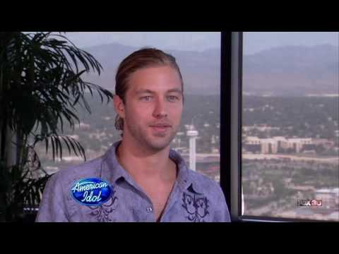 Casey James Audition - Slow Dancing In A Burning Room HD