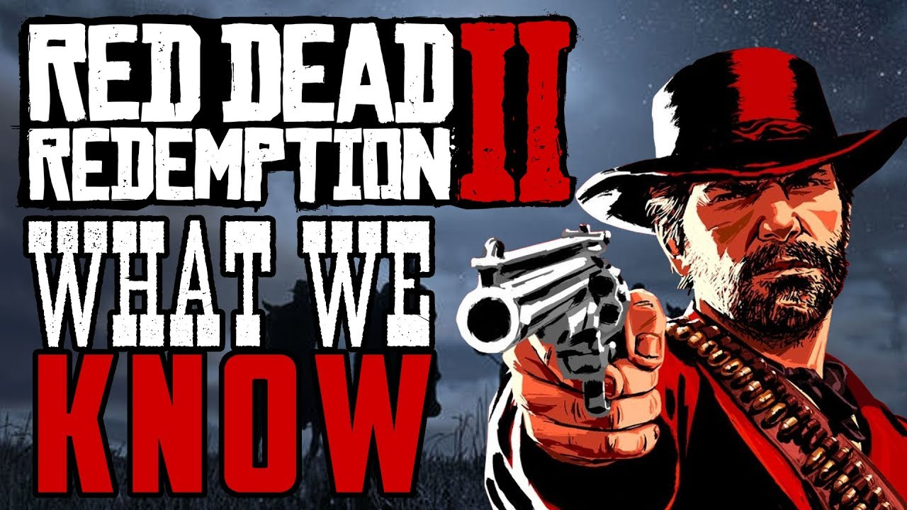 Red Dead Redeption 2 - 5 Thing you need to know
