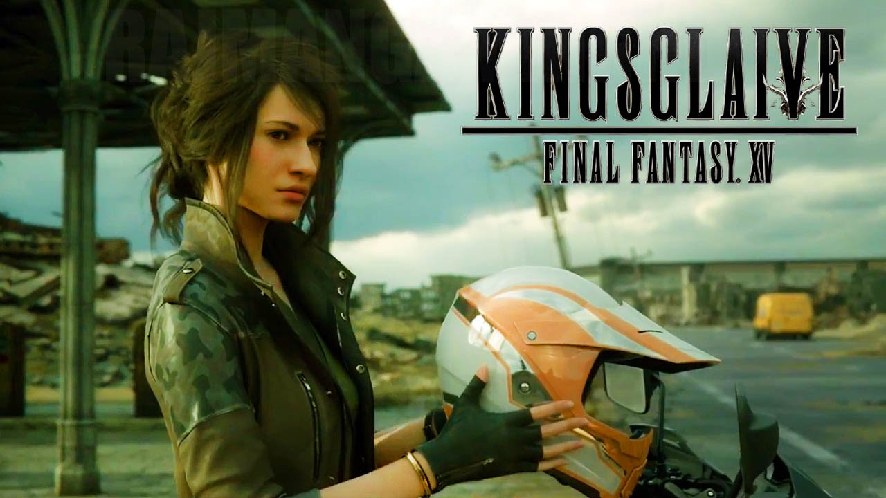 Kingsglaive Final Fantasy Xv Movie Trailer 1080p Hd Final