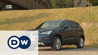 Тест-драйв: Seat Ateca - близнец новой Skoda Yeti(Seat Ateca стал одним из двигателей продаж испанской дочки концерна Volkswagen. Что отличает SUV от других внедорожник..., 2017-02-12T05:44:06.000Z)