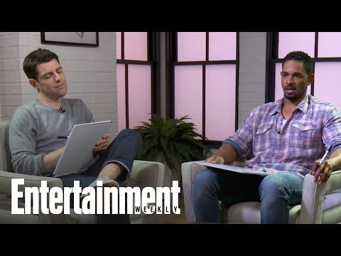 New Girl: Damon Wayans Jr. & Max Greenfield Put Their Friendship To The Test  Entertainment Weekly