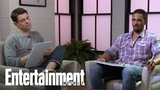New Girl: Damon Wayans Jr. & Max Greenfield Put Their Friendship To The Test | Entertainment Weekly