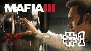 Mafia 3 [Mafia III] #1 Ограбление банка (Прохождение на Русском)