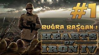 Modern Osmanlının Dertleri Bölüm 1 - Hearts of Iron 4 Türkçe Oynuyoruz  Kaiserreich + Ottoman Mod