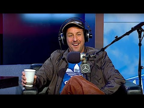 Adam Sandler Joins The Dan Patrick Show In-Studio | Full Interview | 3/16/18