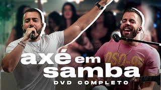 Axé em Samba - Rafa e Pipo Marques (DVD Completo)