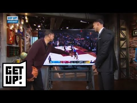 NBA film break down: Why Kevin Durant and Steph Curry are a problem for other teams | Get Up! | ESPN