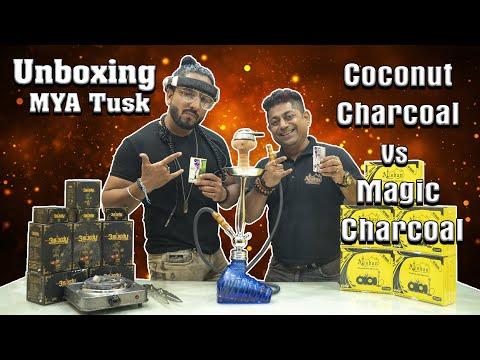 COCONUT CHARCOAL VS