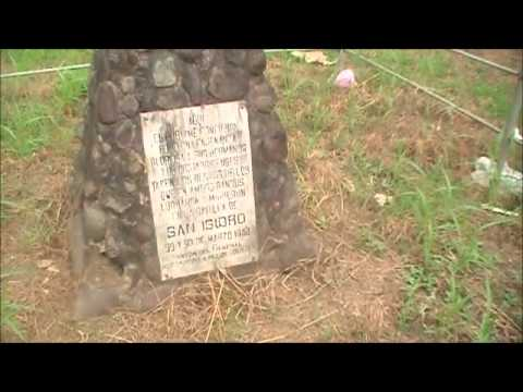 Costa Rica's (only) Civil War Memorial