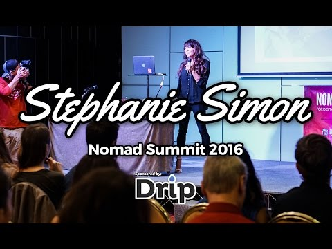 Stephanie Simon – Copywriting Hacks – Nomad Summit 2016