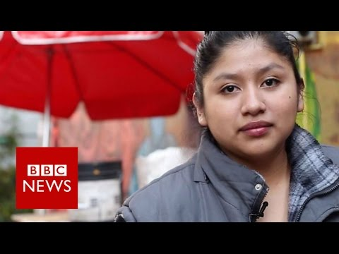 What women in Mexico think of Donald Trump - BBC News