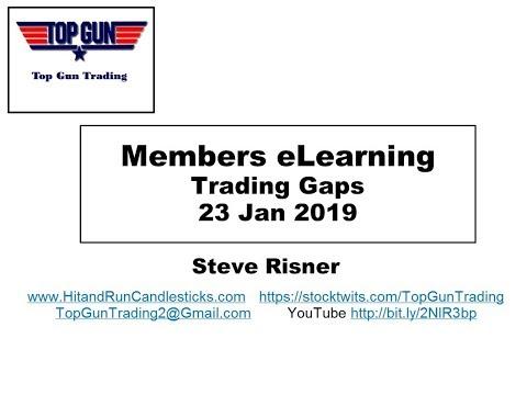 2019 01 23 Trading Gaps