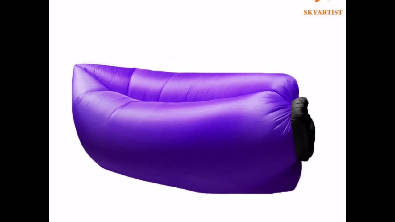Lazy Bed Air Bag Sofa Hangout
