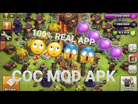 How To Download Coc Hacked Version Updated {2018} With Magic Coc S1