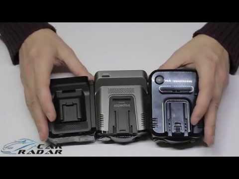 Кто лучше? Sho-me Combo №1 A7 Vs Neoline X-COP 9000 Vs Inspector Marlin A7