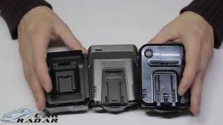 видео Blackview COMBO 1 Видеорегистратор+радар-детектор
