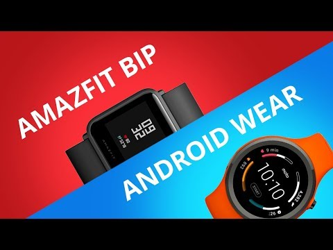 Android Wear ou Amazfit Bip? [Comparativo]
