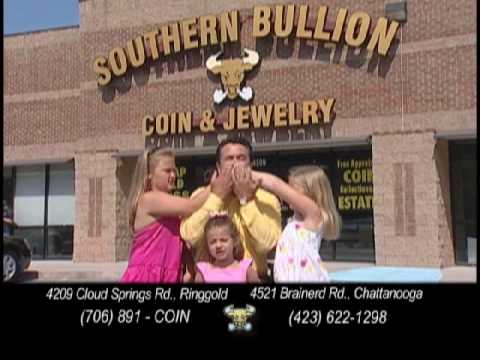 Southern Bullion Coin and Jewelry - He Really Talks Too Much