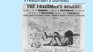 De  geschiedenis van de VS  deel 4 burgerechten 1865 1918