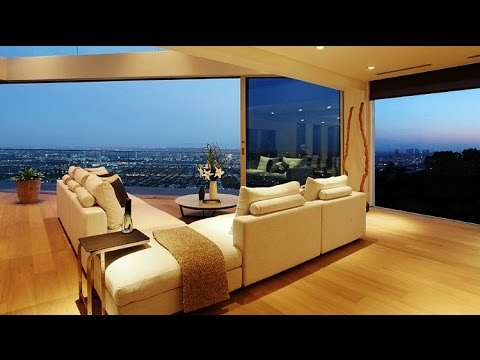 Amazing Sleek and Sophisticated Modern Luxury Penthouse in Los Angeles, CA, USA