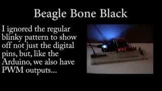 Beagle Bone Black For Robotics