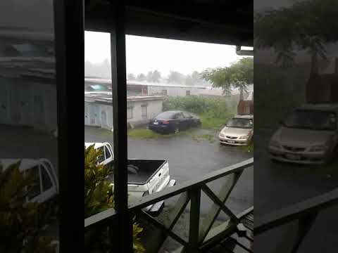 Cyclone keni FIJI suva