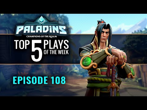 Paladins - Top 5 Plays - #108