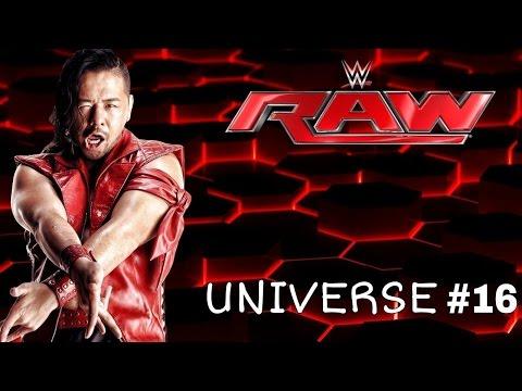 THE RISING SUN! - WWE 2K16 UNIVERSE ONLINE #16 [ITA]