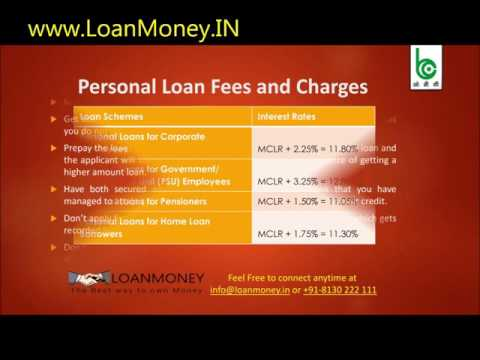 Oriental Bank of Commerce Personal Loan in Delhi NCR through LoanMoney