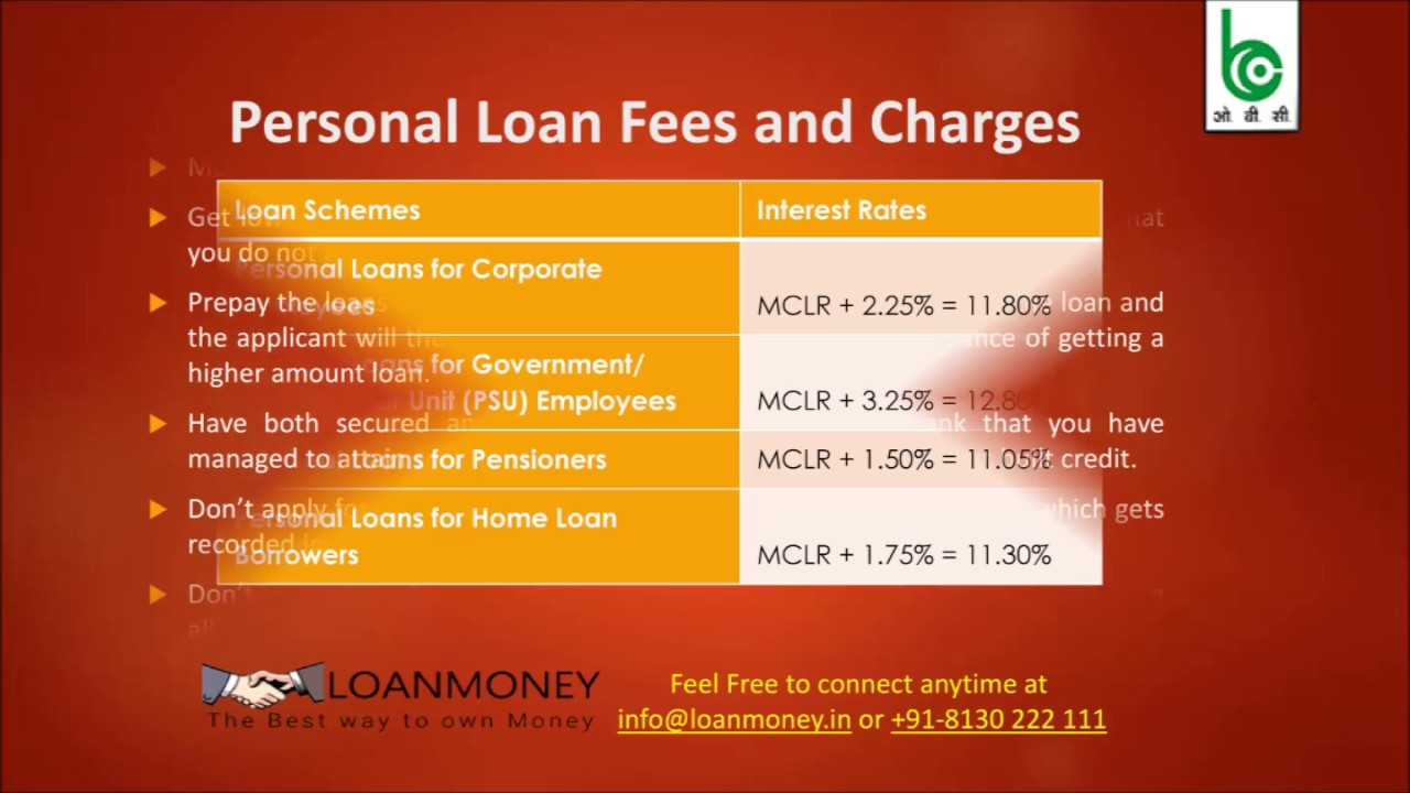 Commerce Bank Personal Loan