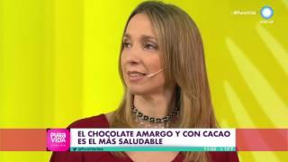 Beneficios del chocolate en Pura Vida, cada día