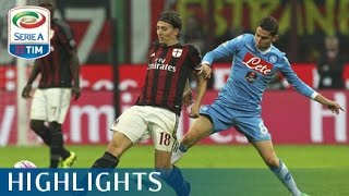 Milan - Napoli 0-4 - Highlights - Matchday 7 - Serie A TIM 2015/16