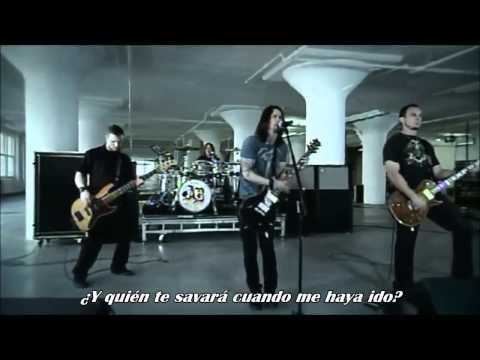 Alter bridge - Watch over you (Sub. Español HD)