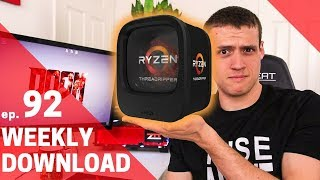Threadripper 2, DDR4 Prices Going Down, Free Game! -- Weekly Download #92
