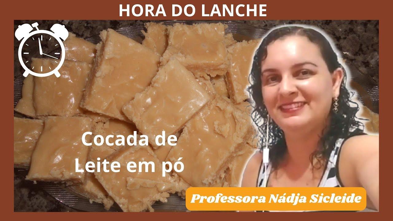 Download 🌟 HORA DO LANCHE - DOCE DE LEITE CASEIRO - Assim Eu Aprendo🌟